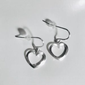 Surgical steel Heart Earrings Sweet n Petite